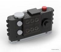 Digitalkamera aus Klemmbausteinen